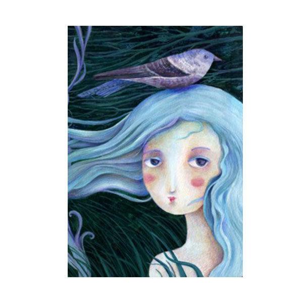 Quaderno illustrato da Cinzia Bardelli la fata del vento